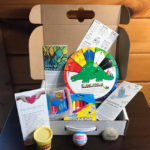 Healing HeARTS Mobile Art Studio: Dedicated to creating self care art tool boxes for youth